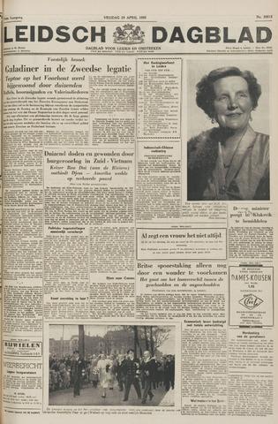 Leidsch Dagblad 1955-04-29