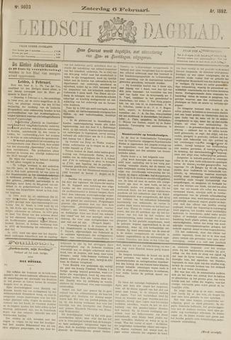 Leidsch Dagblad 1892-02-06