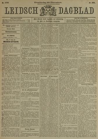Leidsch Dagblad 1904-12-29
