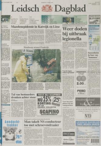 Leidsch Dagblad 1999-11-15