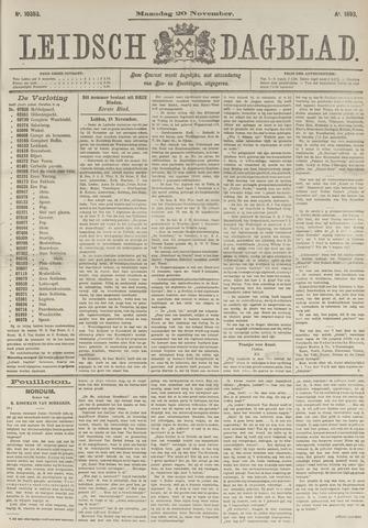 Leidsch Dagblad 1893-11-20