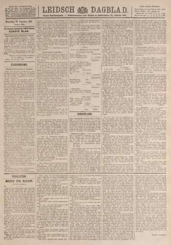 Leidsch Dagblad 1919-08-20