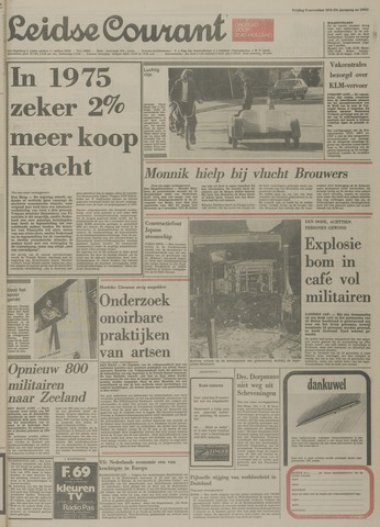Leidse Courant 1974-11-08