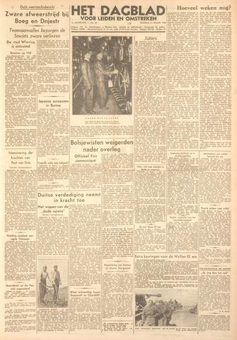 Dagblad voor Leiden en Omstreken 1944-03-21