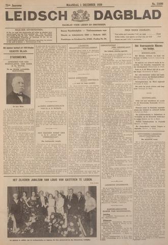 Leidsch Dagblad 1930-12-01