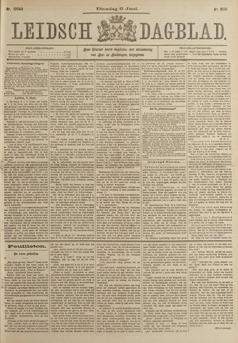 Leidsch Dagblad 1899-06-06