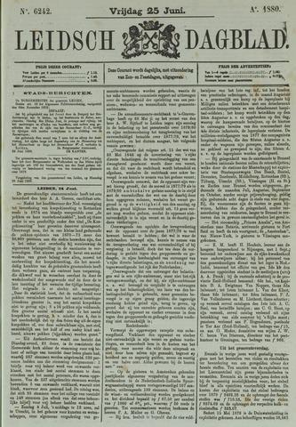 Leidsch Dagblad 1880-06-25