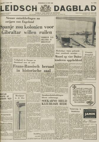 Leidsch Dagblad 1966-06-22