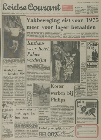 Leidse Courant 1974-11-12