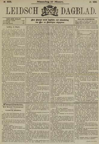 Leidsch Dagblad 1890-03-17