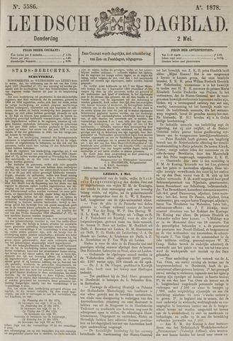 Leidsch Dagblad 1878-05-02