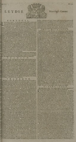 Leydse Courant 1725-04-30