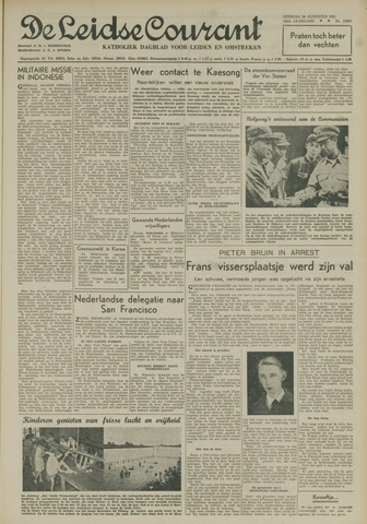 Leidse Courant 1951-08-28
