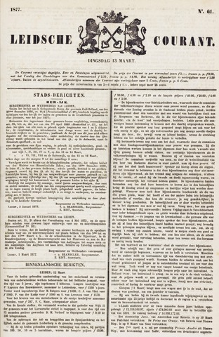 Leydse Courant 1877-03-13