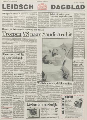 Leidsch Dagblad 1990-08-08