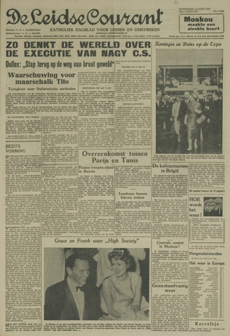Leidse Courant 1958-06-18