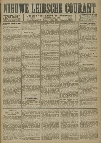 Nieuwe Leidsche Courant 1923-07-11