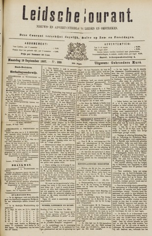 Leydse Courant 1887-09-19