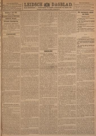 Leidsch Dagblad 1923-07-05