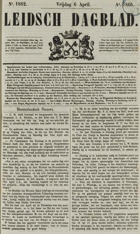 Leidsch Dagblad 1866-04-06