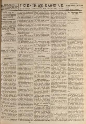 Leidsch Dagblad 1921-07-23