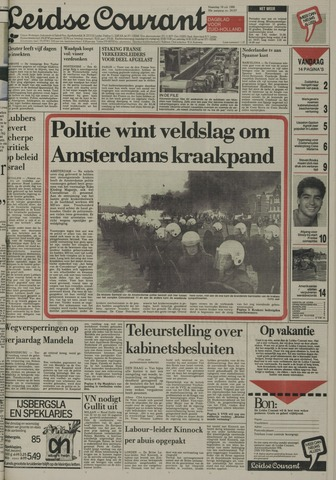 Leidse Courant 1988-07-18