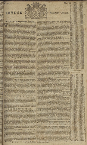 Leydse Courant 1757-06-27