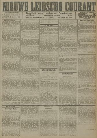 Nieuwe Leidsche Courant 1921-07-18