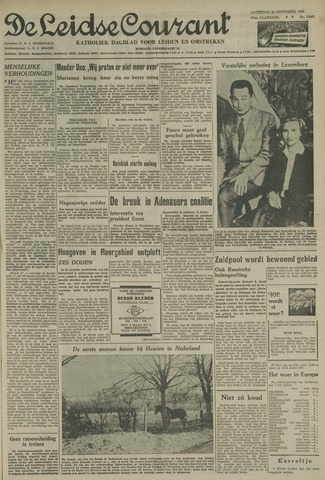 Leidse Courant 1955-11-26