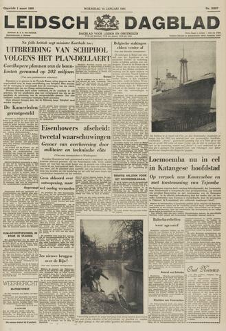 Leidsch Dagblad 1961-01-18