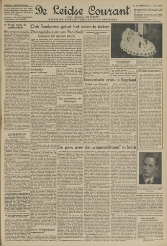 Leidse Courant 1947-08-05