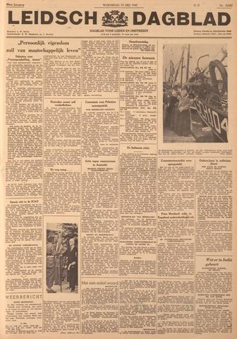 Leidsch Dagblad 1947-05-14