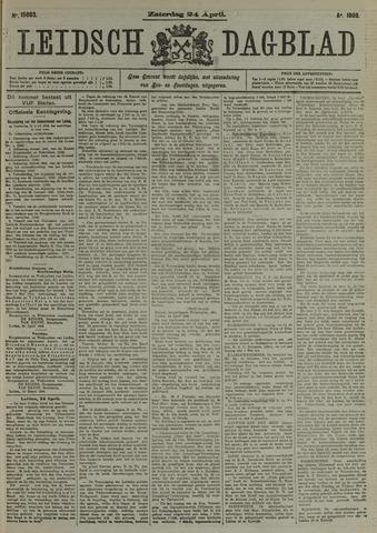 Leidsch Dagblad 1909-04-24