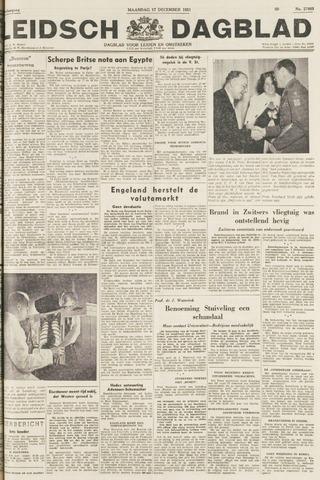 Leidsch Dagblad 1951-12-17