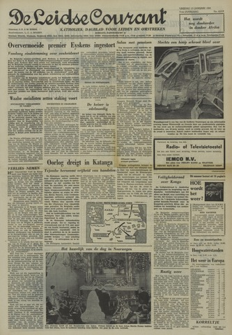 Leidse Courant 1961-01-13