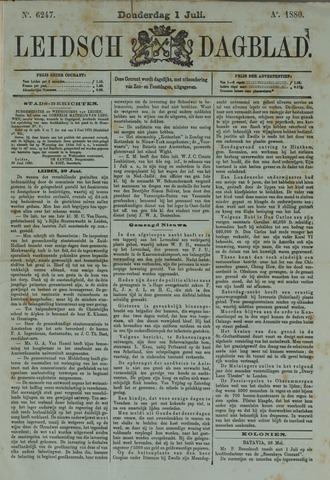Leidsch Dagblad 1880-07-01