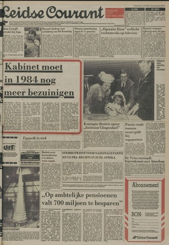 Leidse Courant 1983-05-11