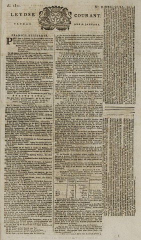 Leydse Courant 1811-01-18