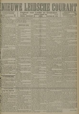 Nieuwe Leidsche Courant 1921-03-01
