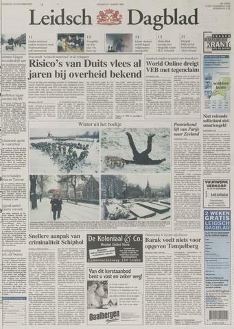 Leidsch Dagblad 2000-12-28