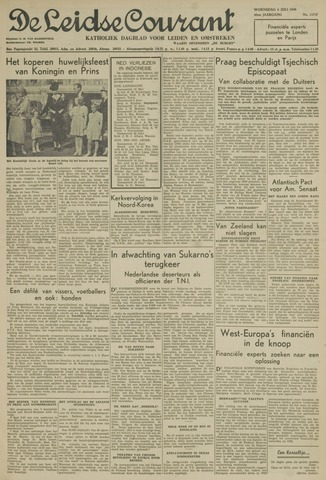 Leidse Courant 1949-07-06