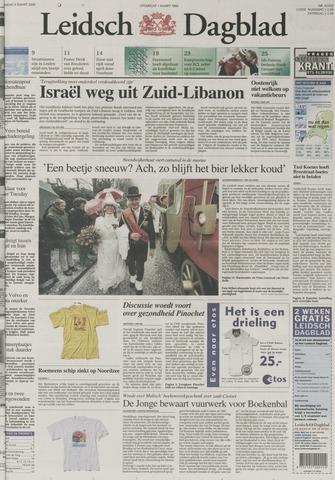 Leidsch Dagblad 2000-03-06