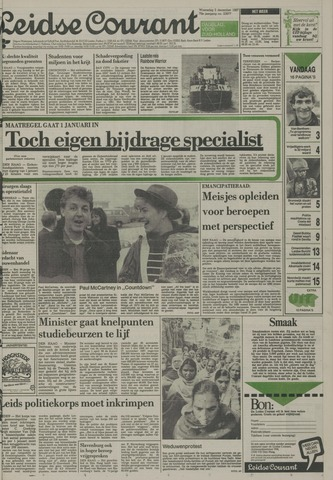 Leidse Courant 1987-12-02