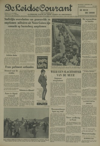 Leidse Courant 1962-10-08
