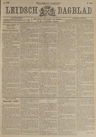 Leidsch Dagblad 1907-08-24