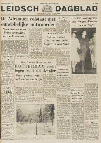 Leidsch Dagblad 1963-01-24
