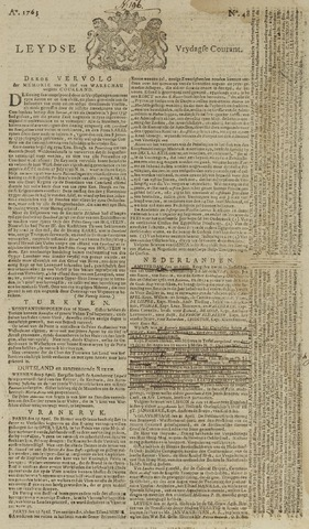 Leydse Courant 1763-04-22