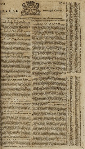 Leydse Courant 1753-03-26
