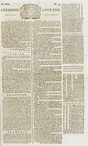 Leydse Courant 1824-04-09