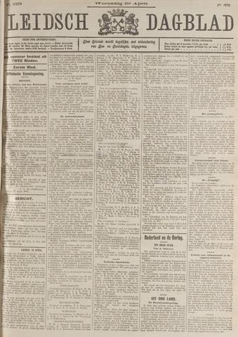 Leidsch Dagblad 1916-04-19